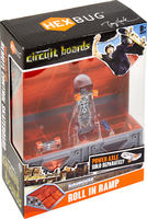 Hexbug Tony Hawk Fingerboard Circuit Board Ramp Roll In