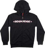 Independent Manillar Cross Zip Sudadera