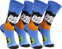 K2 2-pack Junior Ski Socks