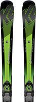 K2 Charger JR 16/17 Ski + Fastrak2 7