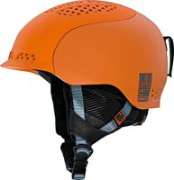 K2 Diversion Orange Ski Helm