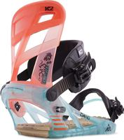 K2 Hurrithane Snowboard Fijación