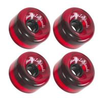 Pack de 4 roues Mindless Team 70mm Longboard