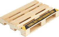 Mitt Fingerskateboards Wood Palette