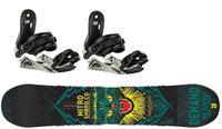 Nitro Junior Allround Snowboard pakke