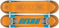 Nitro Ripper Clr Barn Snowboard