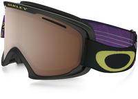 Oakley O2 XM Neuron Retina/Black Iridium Ski goggles