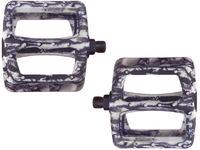Odyssey Twisted Tie-Dye Plastic BMX Pedals