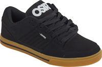 Osiris Protocol Black/White/Gum Sneaker