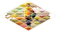 Penny Diamonds Sticker