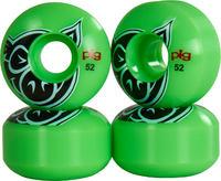 Pig Head Skateboard Wheels 4-Pack
