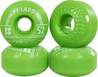 Plan B Ladd Pro Skateboard Wheels 4-Pack