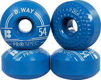 Plan B Way Pro Skateboard Wheels 4-Pack