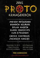 Proto Armageddon DVD