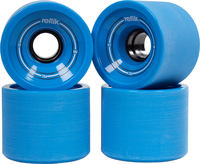 Rellik Longboard Wheels Carving 78A 4-Pack