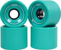 Rellik Longboard Wheels Crusing 80A 4-Pack