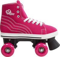 Patines Rio Roller Canvas Rosa