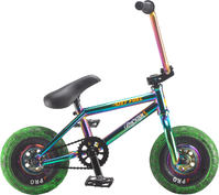 Rocker 3+ Crazymain Jet Fuel Mini BMX Cykel
