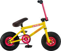 Rocker Irok+ Punk Mini BMX Sykkel