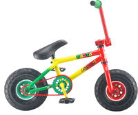 Rocker Irok+ Rasta Mini BMX