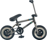 Rocker Irok+ Raw Mini BMX
