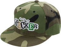 Rocker Snap Back Cap