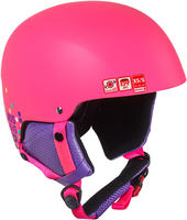 Rossignol Sparky Pink - Casco de Esquí