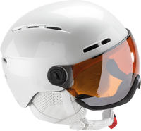 Rossignol Visor Lady - Single Lens Esquí Casco