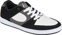És Accel Slim Noir/Blanc/Gris Chaussures skate