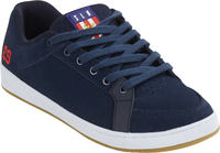 És Sal Navy/Blanco Patín Shoes
