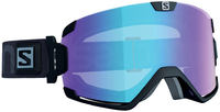 Salomon Cosmic Photo Schwarz Skibrille