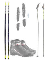 Salomon Cross Country Classic - Principiante Package