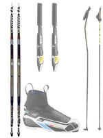 Salomon Cross Country Classic - Elite Package