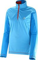 Salomon Equipe Softshell Jas Dames Half Zipper