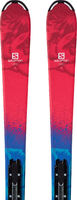 Salomon Qst Lux Junior Ski M + Ezy7 Binding
