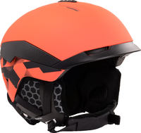 Salomon Quest Orange Ski Casque