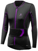 Salomon SecondSkin Flexcell Femmes Protections Veste
