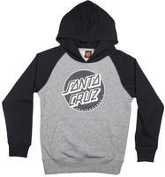Santa Cruz Dot Hoodie Youth