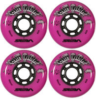 Seba Street Invaders 72mm Wheels 4-Pack