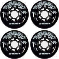 Roues Seba Street Invaders 80mm (Pack de 4)