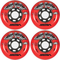 Seba Street Invaders 80mm Hjul 4-pack