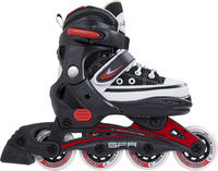 SFR Camden Adjustable Kids inline skates Black