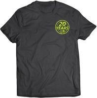 SkatePro 20 Years T-Shirts