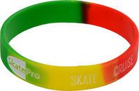 Bracelet SkatePro Rasta