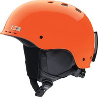 Smith Holt Neon Orange Junior Hjälm