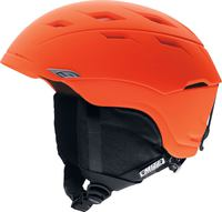 Smith Sequel Neon Orange Ski Helm