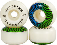 Spitfire Classic Faders Skateboard Hjul 4-Pack