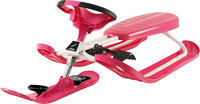 Stiga Snowracer Pro Pink Traineau