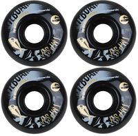 Tempish Black Skateboard Wheels 4-pack