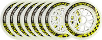 Tempish Race Wheels 8-Pack